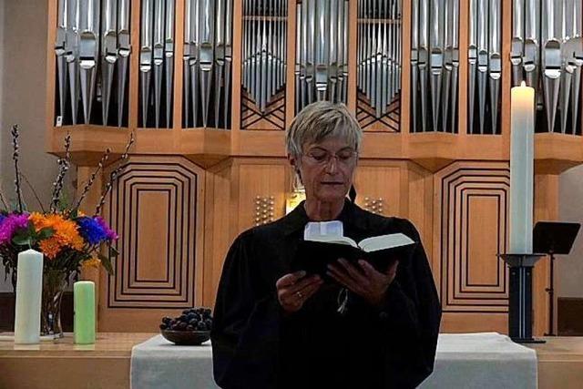 Evangelischer Gottesdienst aus der Stadtkirche Schopfheim, 3. Mai 2020