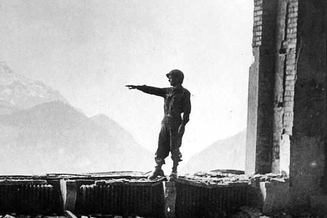 Hitler aus der Asche: Die Geschichte der verkohlten Unterlagen des Nazi-Führungsstabs