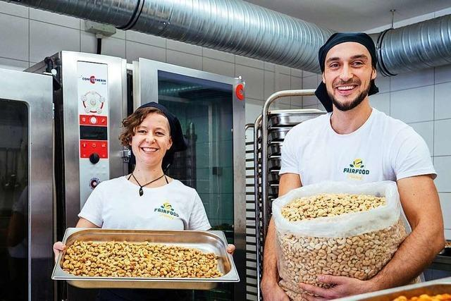 Freiburger Start-up Fairfood revolutioniert den Nuss-Handel