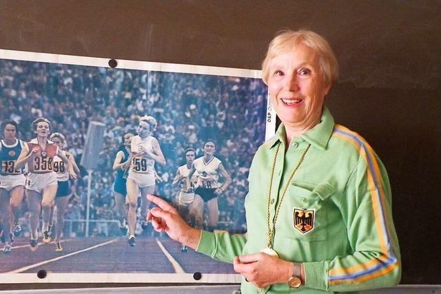 Hildegard Falck: Ausgeschlafen zum Triumph bei Olympia 1972