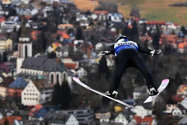 Neustadts Hochfirstschanze erwartet im Januar 2021 die Skisprung-Weltelite