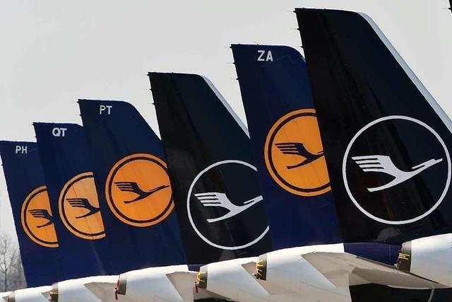 Lufthansa vor Woche der Wahrheit: Debatte über Staatshilfe