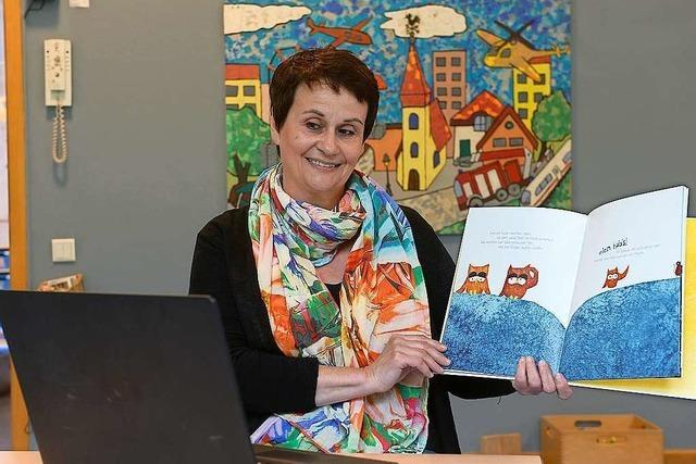 Wie Kitas in Freiburg mit Kindern in Kontakt bleiben