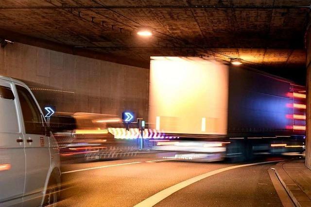 Schützenallee- und Kapplertunnel sind für zwei Nächte gesperrt