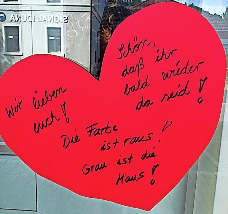 <ppp> für die Friseurgeschäfte in Stühlingen. </ppp>    Foto: