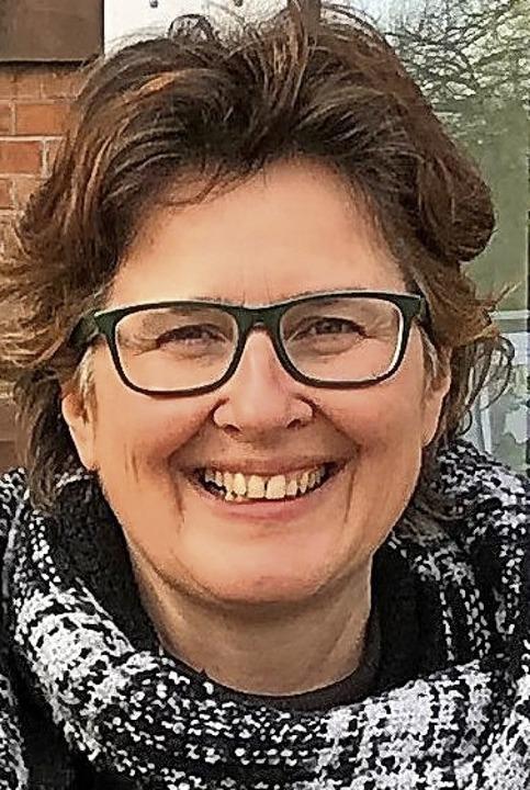 Carmen Lötsch    Foto: Susanne Kerkovius
