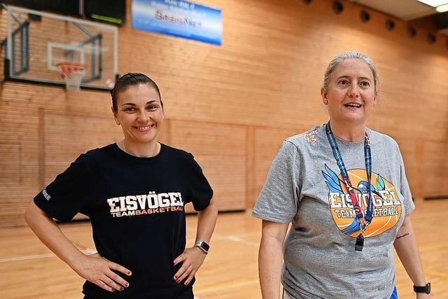 Isabel Fernandez wird Cheftrainerin bei den Basketballerinnen des USC Freiburg