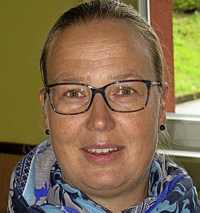 Anne Gerstner übernimmt den Vorsitz des katholischen Bildungswerks in Bernau.  | Foto: Ulrike Spiegelhalter