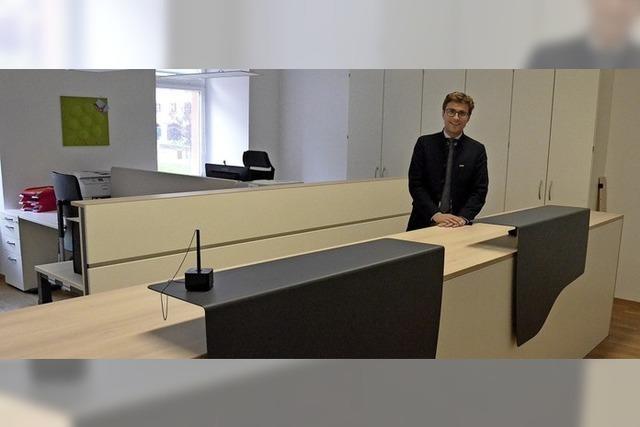 Neues Bürgerbüro