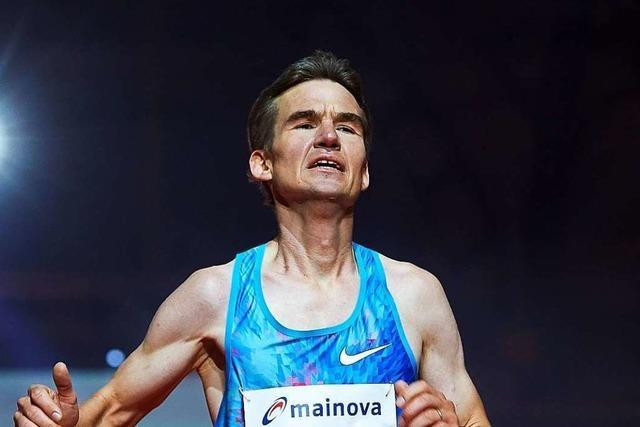 Marathon-Rekordhalter Arne Gabius: