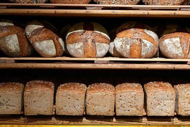 Bäcker rühren die Werbetrommel für das deutsche Brot