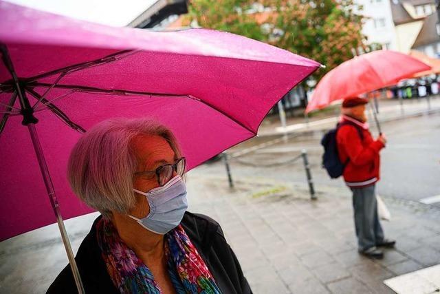 Das Coronavirus wurde in Baden-Württemberg ausgebremst