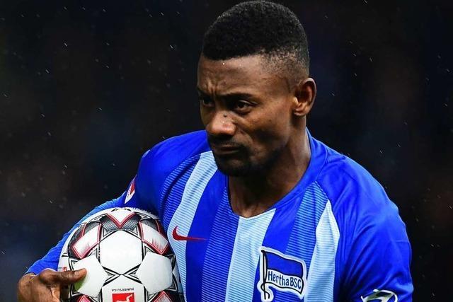 Kalou erweist der Bundesliga einen Bärendienst – und wird von Hertha BSC suspendiert