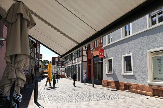 Sanfter Start in Richtung Normalität in Offenburg