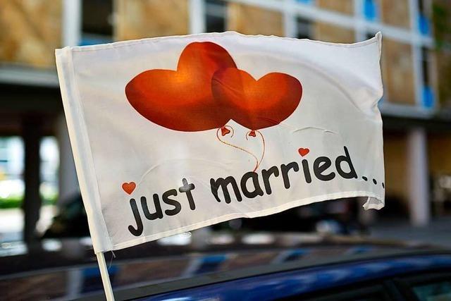 Das Virus verdirbt vielen Paaren im Freiburger Umland die Hochzeitsfreude