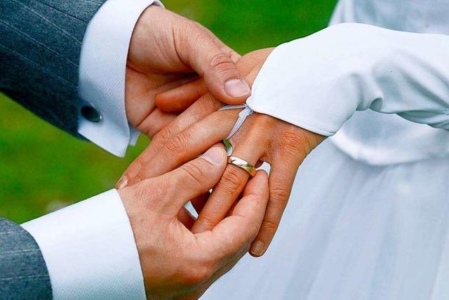 Auch Hochzeitsplaner wissen gerade nicht, wie es weiter geht