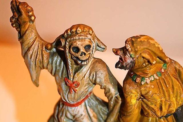 Als die Pest im 14. Jahrhundert am Oberrhein wütete