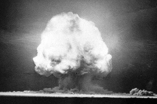 Was sind Atomwaffen?