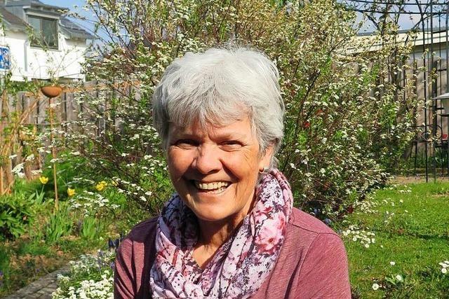 Christa Wießler war 30 Jahre bei der Nachbarschaftshilfe Wittnau aktiv