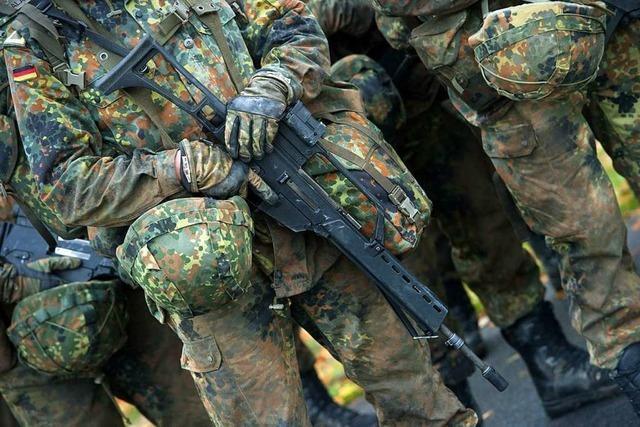 Militärischer Abschirmdienst hat 14 Extremisten in der Bundeswehr enttarnt