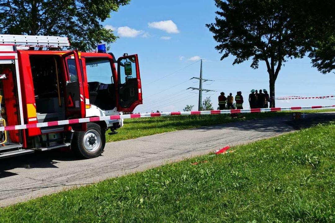 Das Unglück vom 30. Juli 2019 hat die ...unfalluntersuchungen jetzt untersucht.    Foto: Martin Köpfer