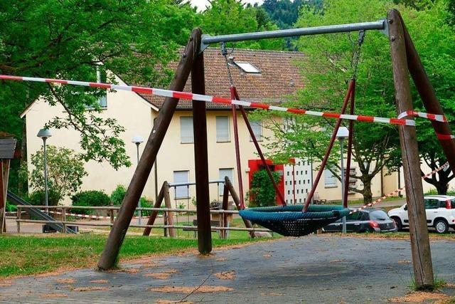 Ab Mittwoch sind die Spielplätze wieder zugänglich, Elztalmuseum in Waldkirch bleibt noch zu