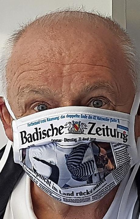 BZ-Mitarbeiter Wolfgang Beck  | Foto: Privat