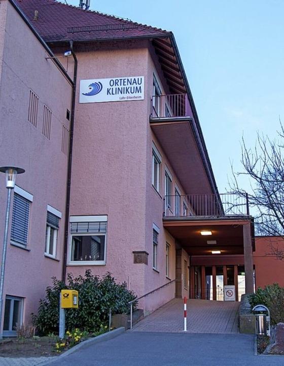 Die Notaufnahme im Ettenheimer Klinikum ist wieder jeden Tag geöffnet.  | Foto: Olaf Michel