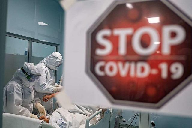 Das Gesundheitssystem im Kreis Lörrach hält der Pandemie stand