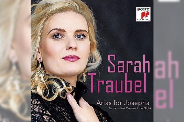 CD: KLASSIK: Die Königin aus Mannheim
