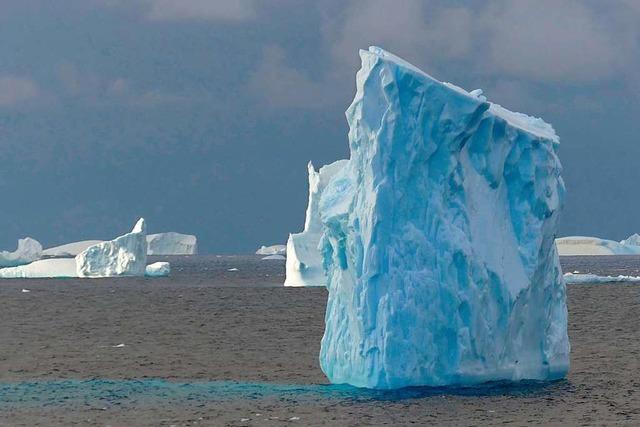 Friedhof der Eisriesen – wie der Klimawandel der Antarktis zusetzt