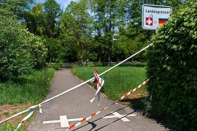 Forderungen, die Grenze zur Schweiz zu öffnen, werden lauter
