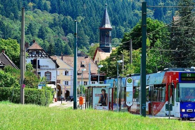 Streit zwischen drei Menschen in Freiburg-Günterstal mündet in Schlägerei