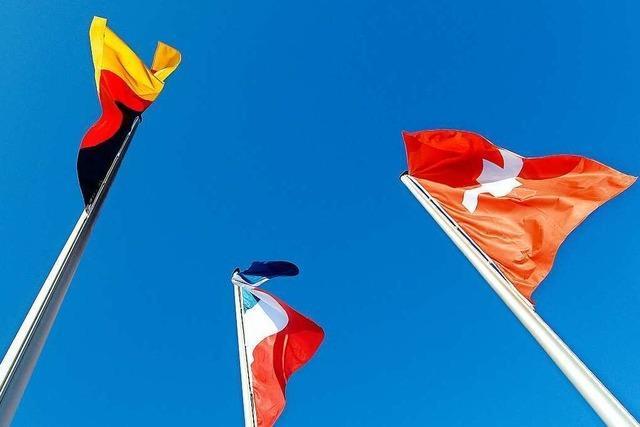 Regio-Gesellschaft warnt vor Entfremdung im Dreiländereck