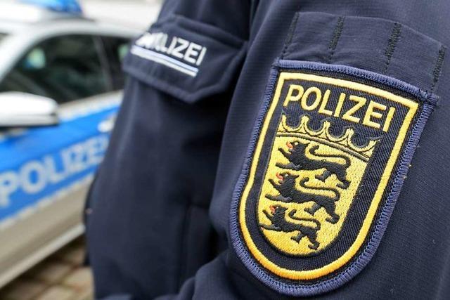 Linke protestieren in Freiburg Corona-konform gegen neues Polizeigesetz