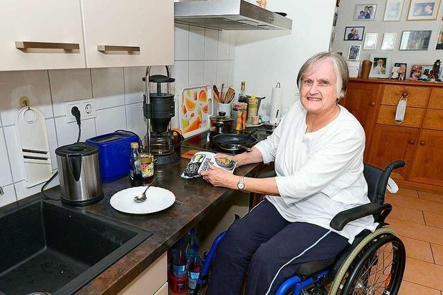 Wie ist der Alltag in Freiburger Wohnanlagen für Menschen mit Behinderungen?