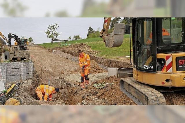Kontroverse Diskussion um Bauplatzpreise