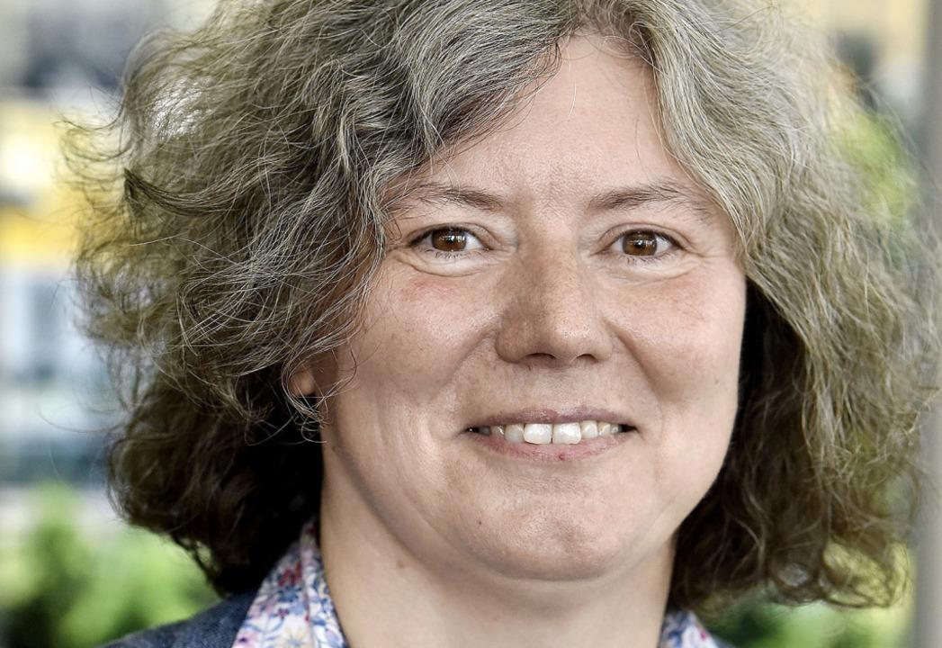 Kerstin Krieglstein war bis 2018 Dekan...elte sie  als Rektorin nach Konstanz.   | Foto: Thomas Kunz