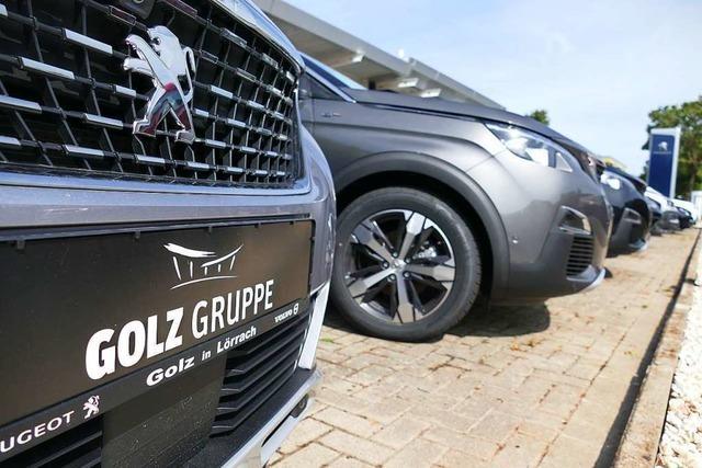 Autohaus Golz in Lörrach läuft unter einem neuen Besitzer
