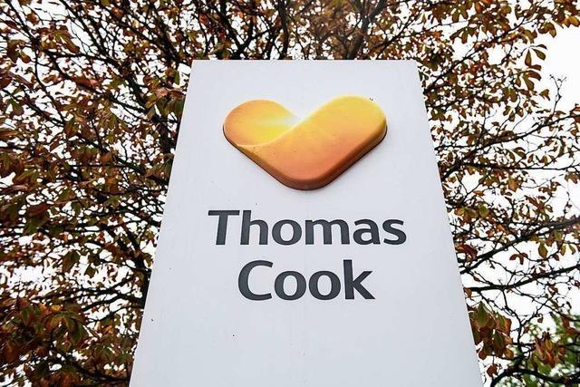 Bund hilft den Thomas-Cook-Reisenden