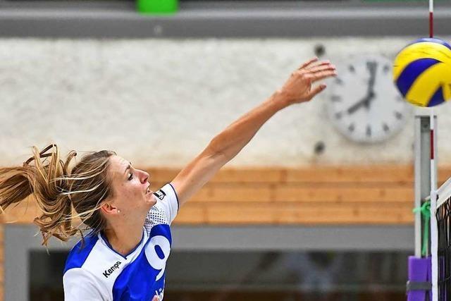 Die Volleyballerin Luise Mauersberger macht sich Sorgen um sozial benachteiligte Kinder