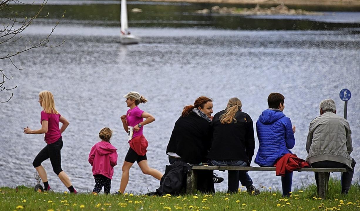 Vermisstes Vergnügen: Der Schluchseela...ein Abenteuer für die ganze Familie.      Foto: Patrick Seeger