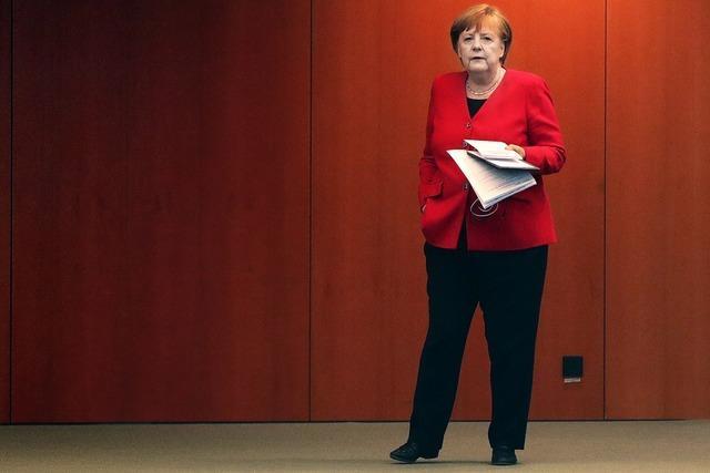 Merkel: Erste Phase liegt hinter uns