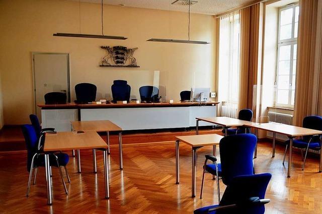 Im Schopfheimer Amtsgericht wird wieder verhandelt