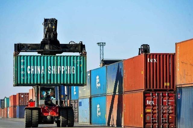 Trotz Corona-Pandemie: Chinas Exporte legen wieder zu