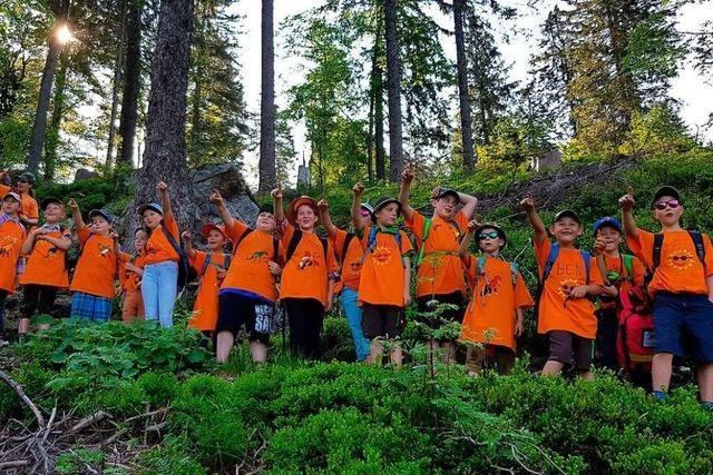 Grundschüler gewinnen mit Schwarzwald-Rap bundesweiten Preis