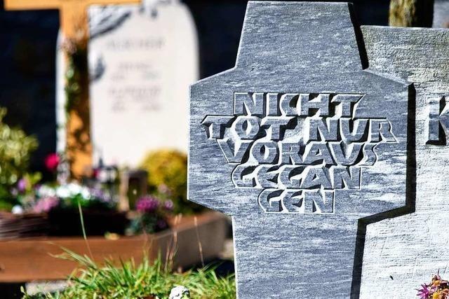 Sterben in Rickenbach wird deutlich teurer