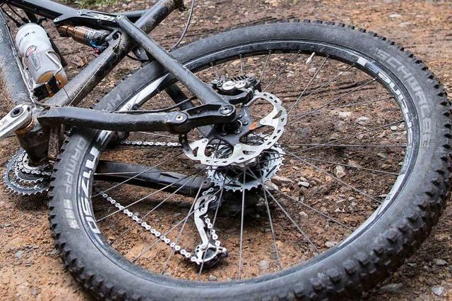 Mountainbiker verletzt sich schwer bei Sturz am Bergsee in Bad Säckingen