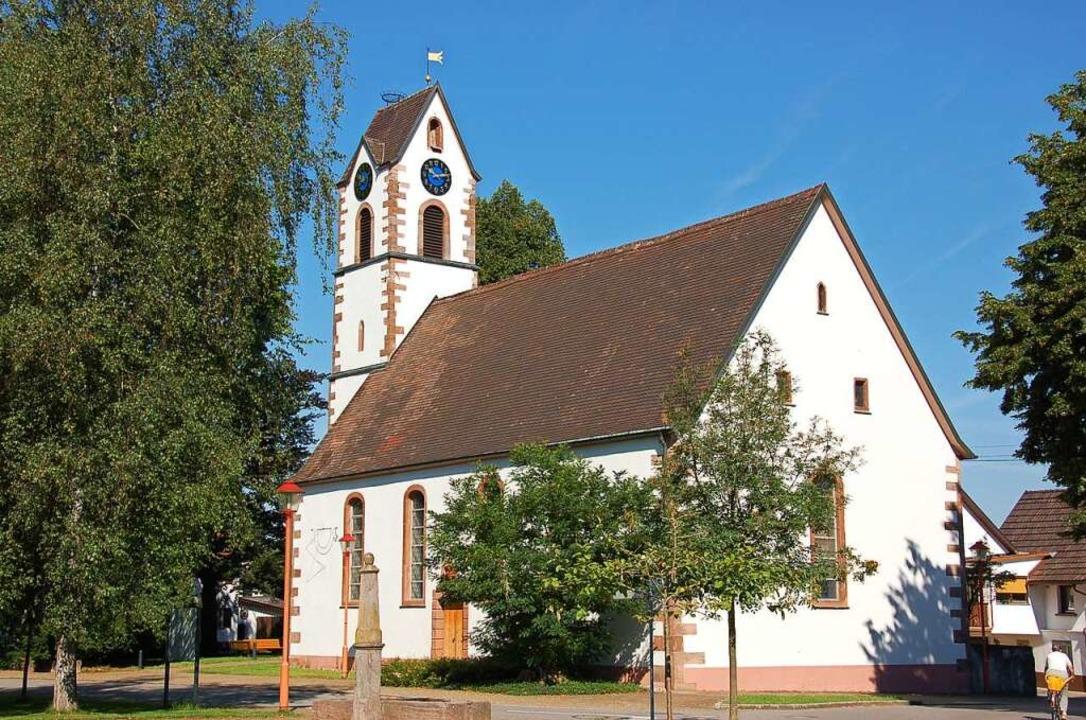 In Maulburg gibt es ab Sonntag Gottesdienste.  | Foto: Wolfgang Roth