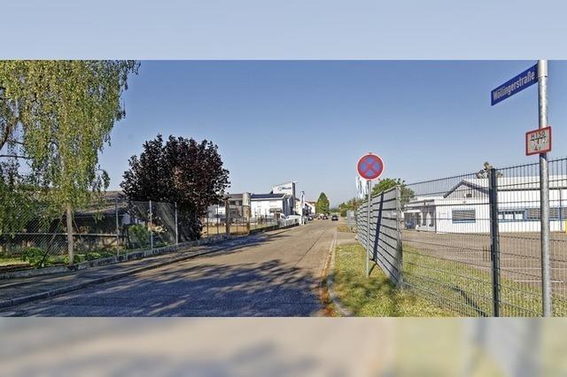 Wohnungsbau auf Firmenareal
